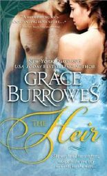 (The Heir) By Burrowes, Grace (Author) mass_market on (12 , 2010)