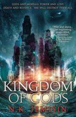 (The Kingdom of Gods) By Jemisin, N. K. (Author) paperback on (10 , 2011)