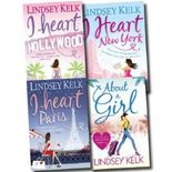L. Kelk I Heart Collection - 4 Book Set
