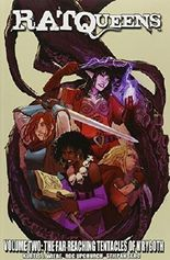 Rat Queens Volume 2: The Far Reaching Tentacles of N'Rygoth (Rat Queens Tp) by Kurtis J. Wiebe (2015-05-21)