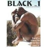 Black: Vol. 1: The African Male Nude in Art and Photography (The African Male Nude in Art and Photography) (Paperback) - Common