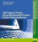 100 Tipps & Tricks für professionelle PowerPoint-Präsentationen