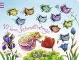 10 kleine Schmetterlinge