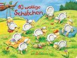 10 wollige Schäfchen