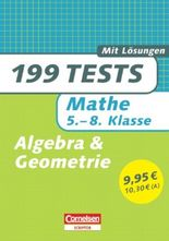 199 Tests / Mathematik - Algebra und Geometrie