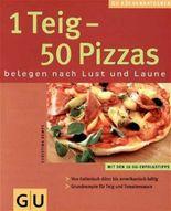 1 Teig - 50 Pizzas belegen nach Lust und Laune