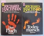 2 Heyne-Taschenbücher: Der Fluch. & Todesmarsch.