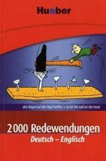 2000 Redewendungen Deutsch – Englisch