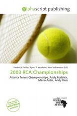 2003 RCA Championships