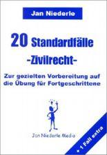 20 Standardfälle - Zivilrecht