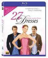 27 Dresses, 1 Blu-ray, deutsche, englische u. französische Version