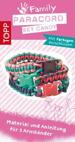Paracord Family Set Candy