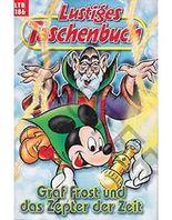 Walt Disney: LTB Lustiges Taschenbuch Band 186: Graf Frost und das Zepter der Zeit - Donald Duck und Micky Maus Comics für deine Sammlung