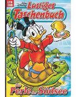 Walt Disney: LTB Lustiges Taschenbuch Band 188: Die Perle der Südsee - Donald Duck und Micky Maus Comics für deine Sammlung