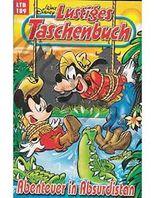 Lustiges Taschenbuch LTB Nr. 189 - Abenteuer in Absurdistan