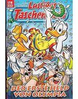 Lustiges Taschenbuch LTB Nr. 222 - Der erste Held von Olympia