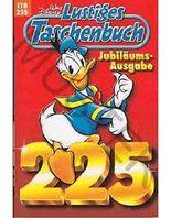 Walt Disney: LTB Lustiges Taschenbuch Band 225: Jubiläums-Ausgabe - Donald Duck und Micky Maus Comics für deine Sammlung