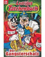 Walt Disney: LTB Lustiges Taschenbuch Band 229: Der Gangsterschatz - Donald Duck und Micky Maus Comics für deine Sammlung