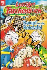 LTB Lustiges Taschenbuch Band 66: Kampf um die Reistafel