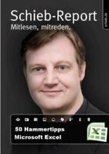 50 Hammertipps Microsoft Excel