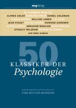 50 Klassiker der Psychologie