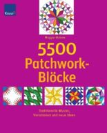 5500 Patchwork-Blöcke