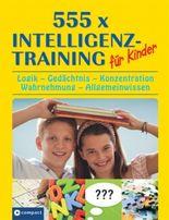 555 x Intelligenztraining für Kinder