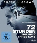 72 Stunden - The Next Three Days, 1 Blu-ray