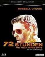 72 Stunden - The Next Three Days, Steelbook Collection, Blu-ray