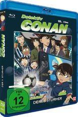 Detektiv Conan - 16. Film: Der 11. Stürmer, 1 Blu-ray. Nr.16