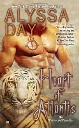 By Alyssa Day - Heart of Atlantis (Warriors of Poseidon Novels)