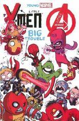 By Skottie Young - Young Marvel: Little X-Men, Little Avengers, Big Trouble
