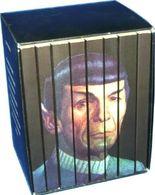 Star Trek Classic - Black Edition 2 mit 8 Bänden - Spock (Die Macht der Krone - Das Prometheus Projekt - Tödliches Dreieck - Sohn der Vergangenheit - Der verwundete Himmel - Die Trellisane Konfrontation - Zurück in die Gegenwart - Corona)