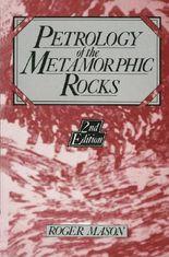 Petrology of the Metamorphic Rocks