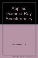 Applied Gamma-Ray Spectrometry