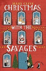 Christmas with the Savages (A Puffin Book)
