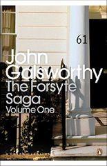 "The Forsyte Saga: Volume 1: ""Man of Property"", ""In Chancery"", ""To Let"" v. 1 (Penguin Modern Classics)"