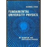 Fundamental University Physics: Quantum and Statistical Physics v.3 (World Student) (Vol 3)