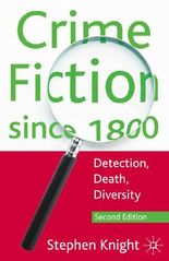 Crime Fiction since 1800