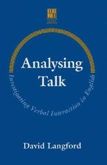 Analysing Talk