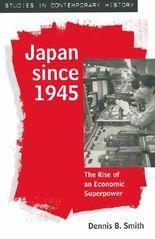 JAPAN SINCE 1945