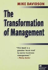 Transformation of Management Pb