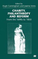 CHARITY, PHILANTHROPY AND REFORM