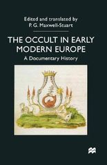 The Occult in Early Modern Europe