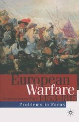 European Warfare 1450-1815