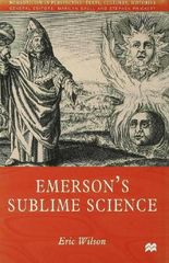 EMERSON'S SUBLIME SCIENCE
