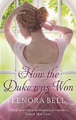 How the Duke Was Won (The Disgraceful Dukes Book 1)