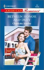 Between Honor and Duty (Harlequin American Romance Series)