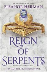Reign of Serpents (Blood of Gods and Royals)