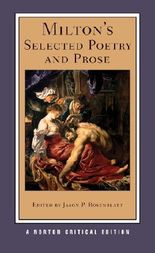 Milton's Selected Poetry and Prose (Norton Critical Editions)